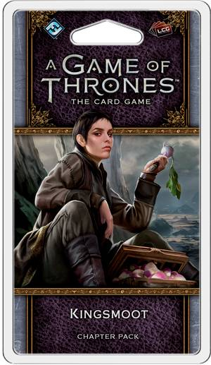 Game of Thrones TCG Kingsmoot Exp Utvidelse til Game of Thrones Card Game