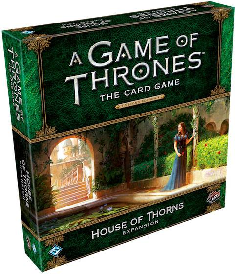 Game of Thrones TCG House of Thorns Exp Utvidelse til Game of Thrones TCG