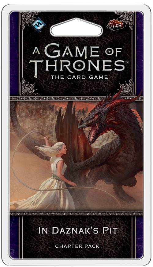 Game of Thrones TCG In Daznaks Pit Exp Utvidelse til Game of Thrones Card Game