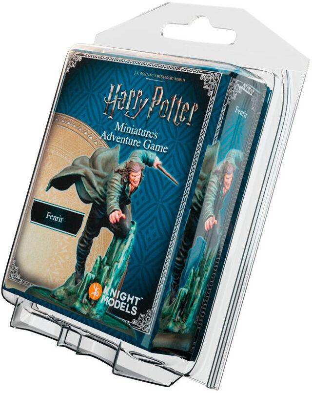 Harry Potter MG Fenrir Greyback Exp Utvidelse Harry Potter Miniature Game