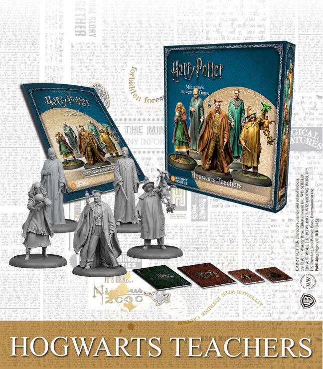 Harry Potter MG Hogwarts Teachers Exp Utvidelse Harry Potter Miniature Game
