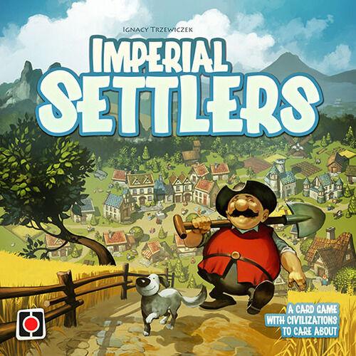 Imperial Settlers Brettspill Årets solospill 2014 - Golden Geek