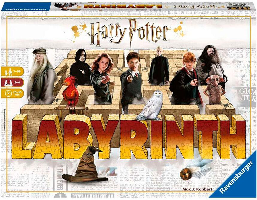 Labyrinth Harry Potter Brettspill