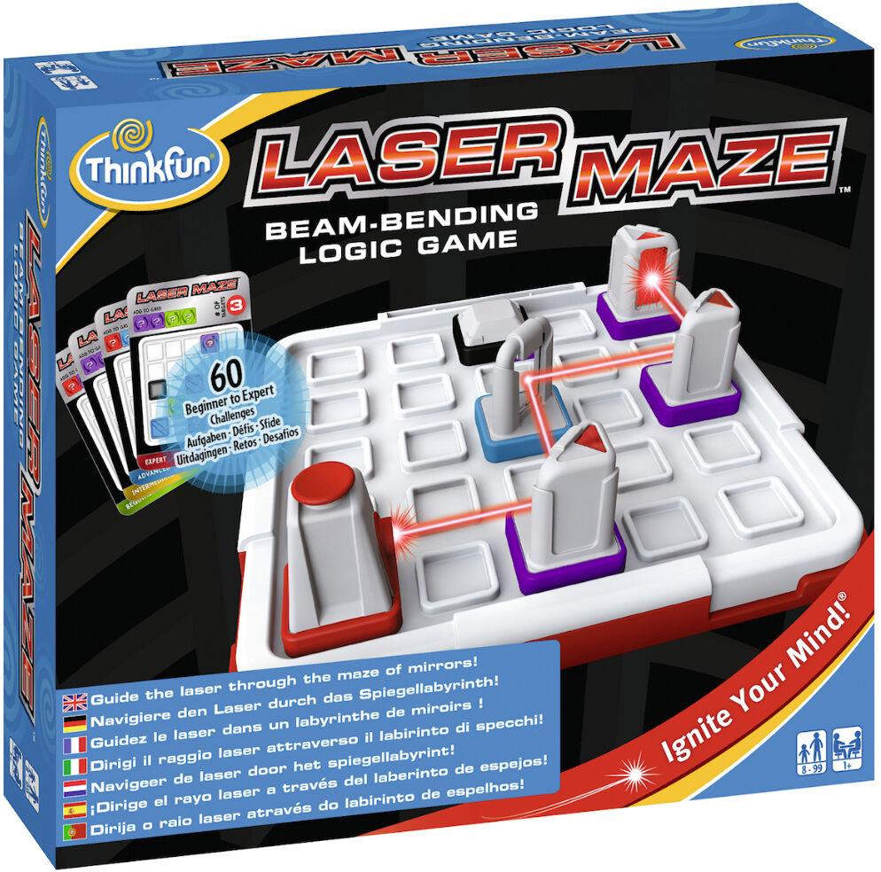 Maze Laser Maze Hjernetrim Brettspill