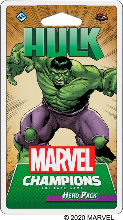 Marvel Champions TCG Hulk Exp Utvidelse til Marvel Champions