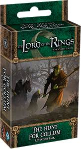 LotR TCG The Hunt for Gollum Expansion Lord of the Rings The Card Game