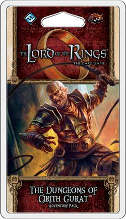 LotR TCG Dungeons of Cirith Gurat Exp Lord of the Rings The Card Game