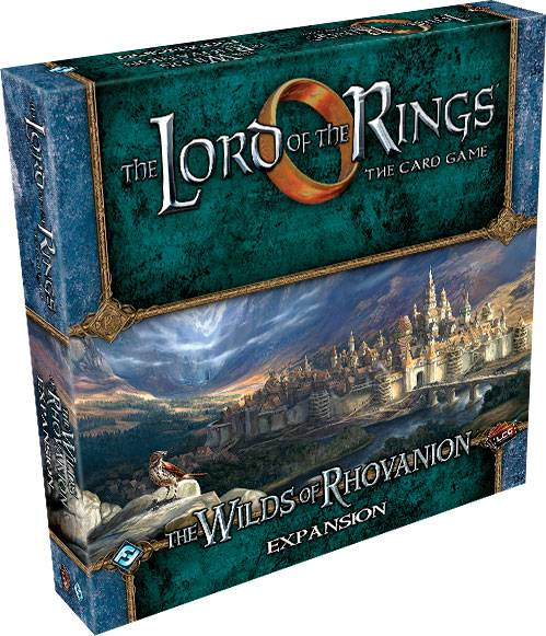 LotR TCG Mountain of Fire Expansion Lord of the Rings The Card Game