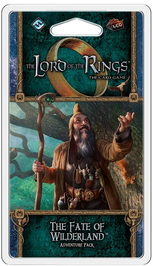 LotR TCG The Fate of Wilderland Exp Utvidelse Lord of the Rings Card Game