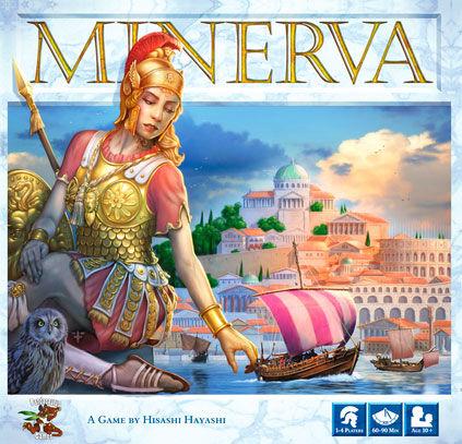 Minerva Brettspill