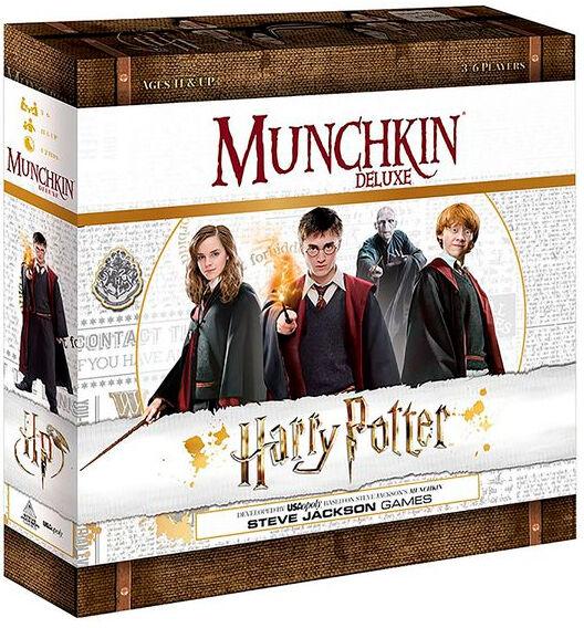Munchkin Harry Potter Deluxe Kortspill