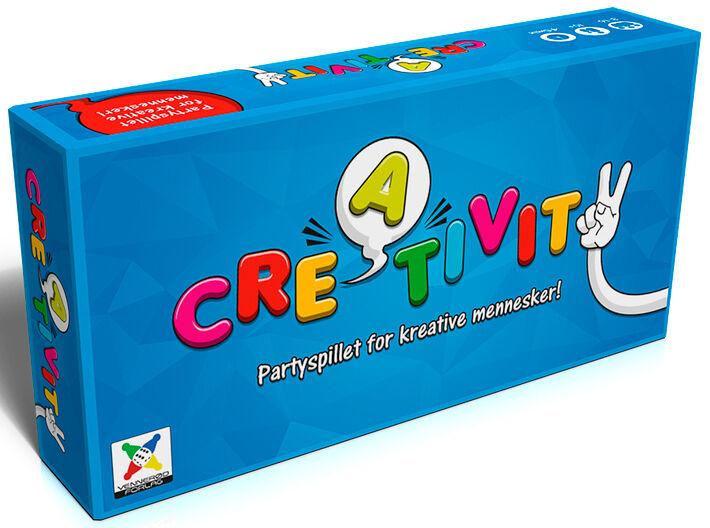 Creativity Brettspill