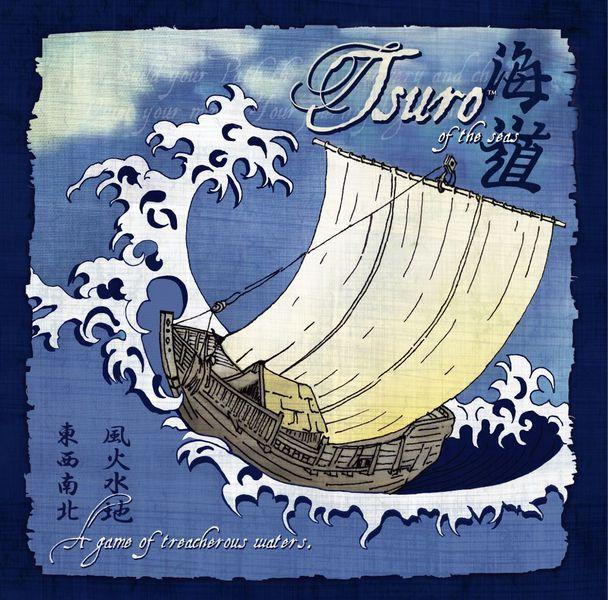 Seas Tsuro of the Seas Brettspill