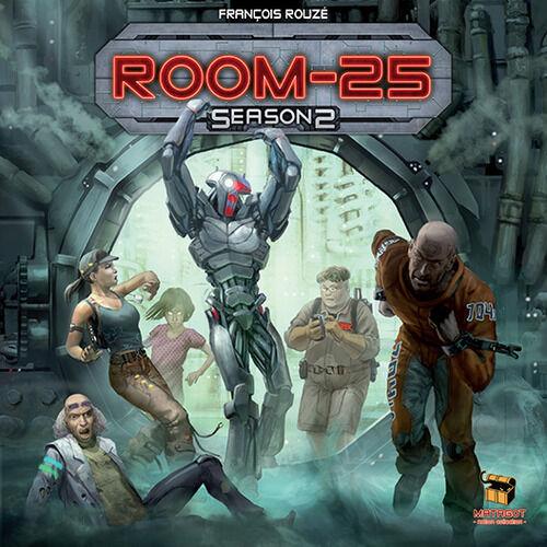 Room 25 Season 2 Expansion Utvidelse til Room 25
