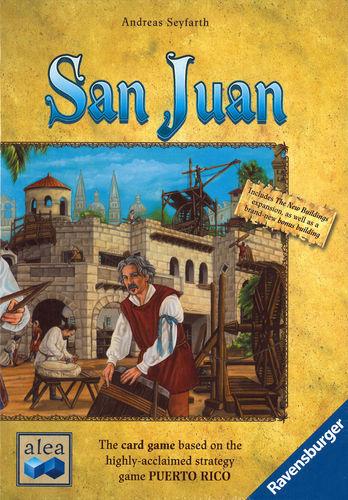San Juan Kortspill Kortspillversjonen til Puerto Rico!
