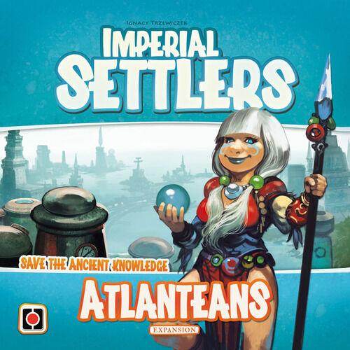 Imperial Settlers Atlanteans Expansion Utvidelse til Imperial Settlers