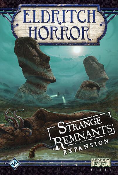Eldritch Horror Strange Remnants Exp Strange Remnants Brettspill Utvidelsen