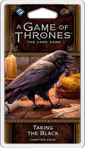 Game of Thrones TCG Taking the Black Exp Utvidelse til Game of Thrones Card Game