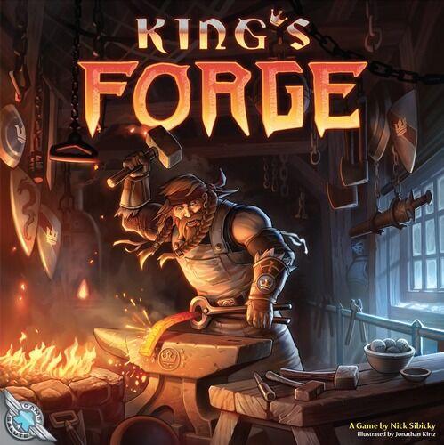 Rio Kings Forge Brettspill