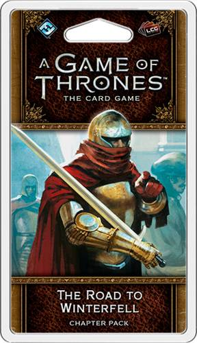 Game of Thrones TCG Road to Winterfell Utvidelse til Game of Thrones Card Game