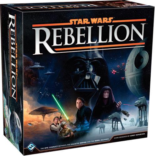 Star Wars Rebellion Brettspill