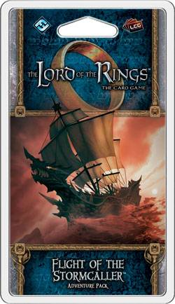 LotR TCG Flight of the Stormcaller Exp Lord of the Rings The Card Game