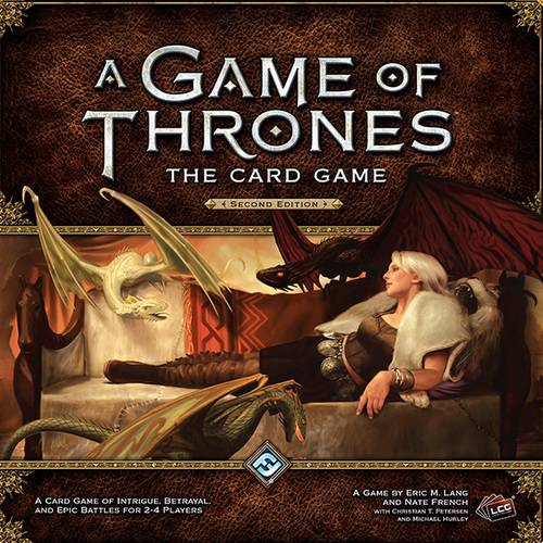 Game of Thrones TCG The Card Game 2nd Ed Second Edition