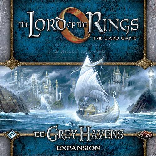 LotR TCG Grey Havens Expansion Lord of the Rings The Card Game