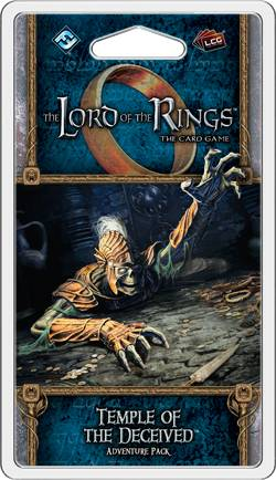 LotR TCG Temple of the Deceived Exp Lord of the Rings The Card Game