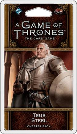 Game of Thrones TCG True Steel Exp Utvidelse til Game of Thrones Card Game