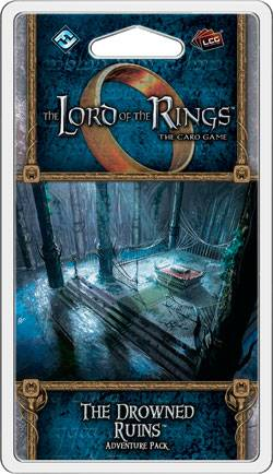LotR TCG The Drowned Ruins Expansion Lord of the Rings The Card Game