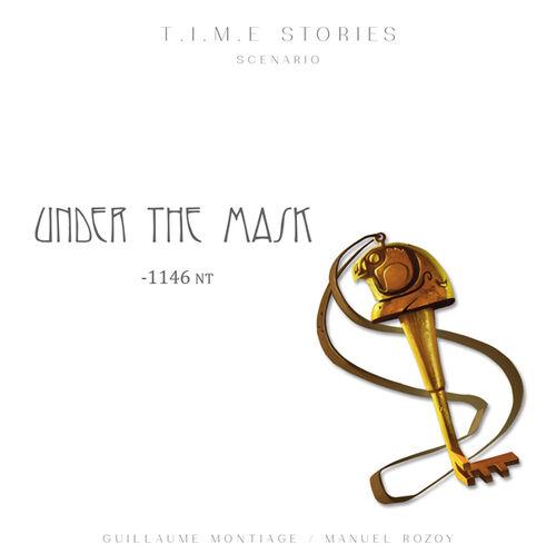 Time Stories Under the Mask Expansion Utvidelse til Time Stories Brettspill