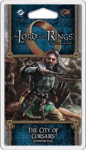LotR TCG City of Corsairs Expansion Lord of the Rings The Card Game