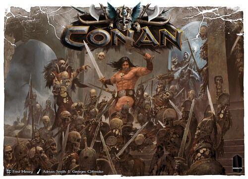 Conan Brettspill