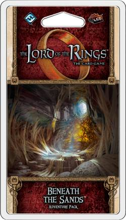 LotR TCG Beneath the Sands Expansion Lord of the Rings The Card Game
