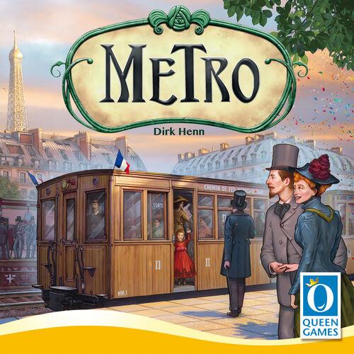 Metro Brettspill