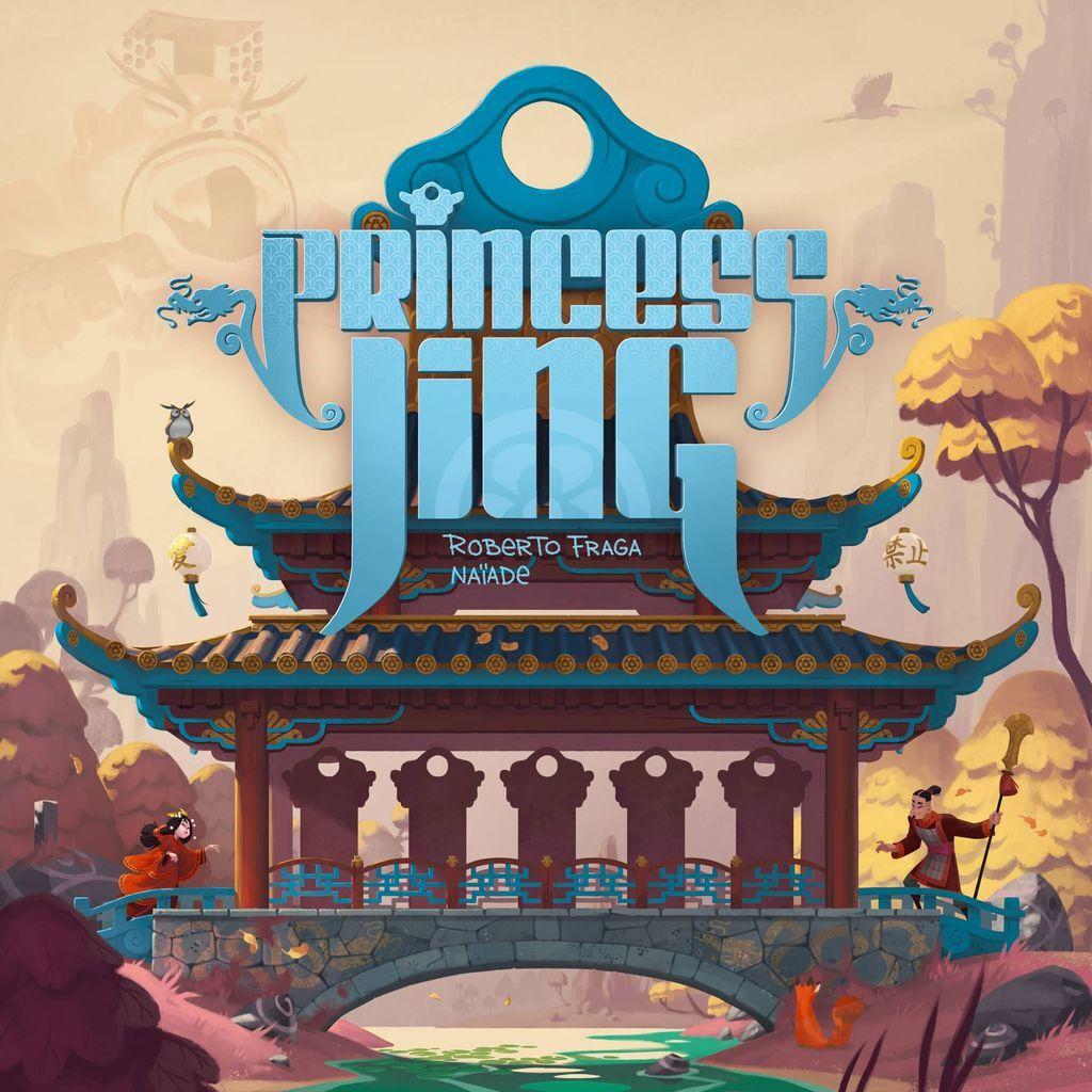 Princess Jing Brettspill