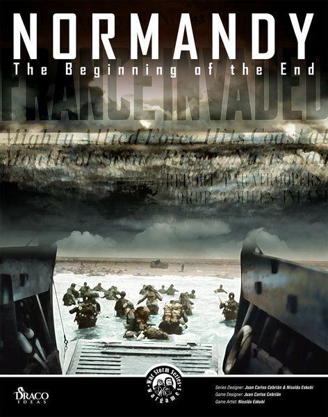 Normandy Beginning of the End Brettspill