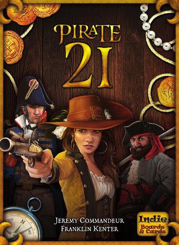 Pirate 21 Kortspill