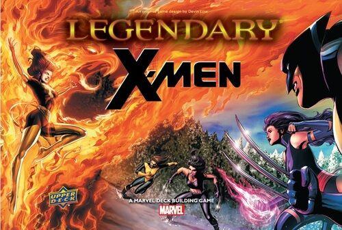Legendary X-Men Expansion Utvidelse til Legendary Marvel