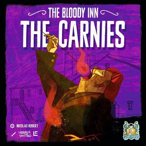The Bloody Inn The Carnies Expansion Utvidelse til Bloody Inn
