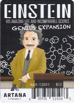 Genius Einstein Genius Expansion Utvidelse til Einstein