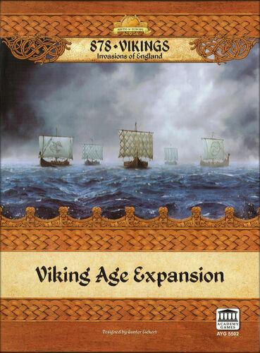 Viking 878 Vikings Viking Age Expansion Utvidelse til 878 Vikings