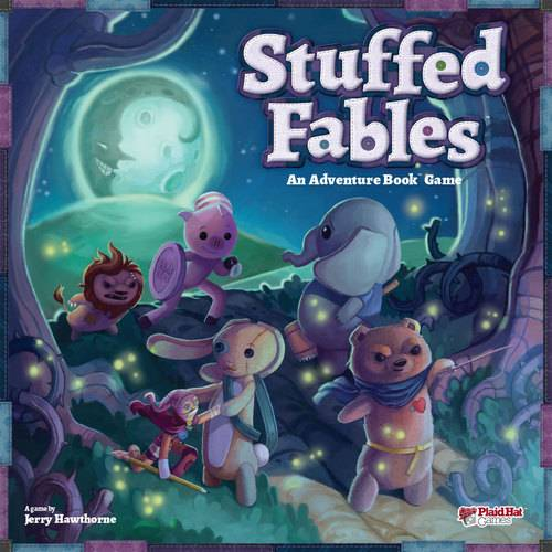 Stuffed Fables Brettspill