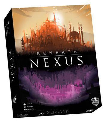 Nexus Beneath Nexus Kortspill