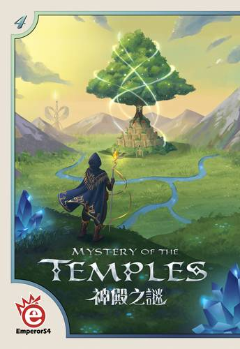 Mystery of the Temples Kortspill