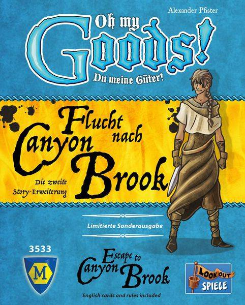 Canyon Oh My Goods Escape To Canyon Brook Exp Utvidelse til Oh My Goods