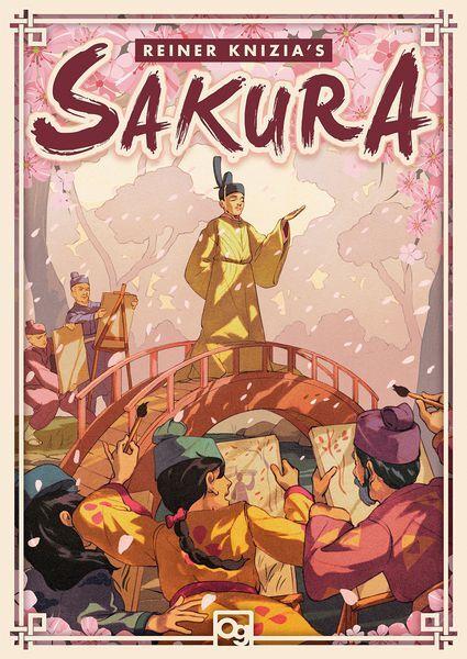 Sakura Brettspill