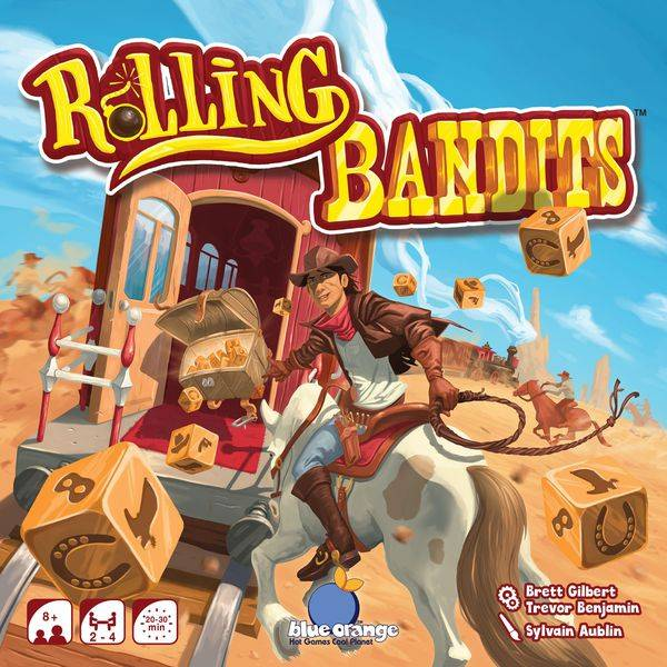 Rolling Bandits Terningspill