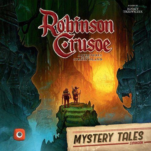 Robinson Crusoe Mystery Tales Expansion Utvidelse til Robinson Crusoe